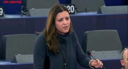 Efacec: União Europeia deve proteger os trabalhadores - Marisa Matias 2017.11.13