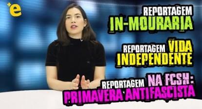 IN-Mouraria, Vida Independente, Anti fascismo na FCSH | ESQUERDA.NET