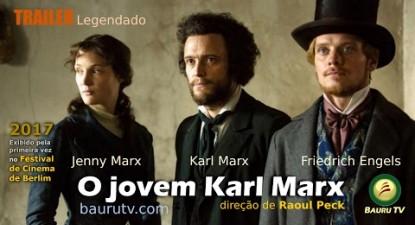 O jovem Karl Marx - Trailer - 2017 - Legendado