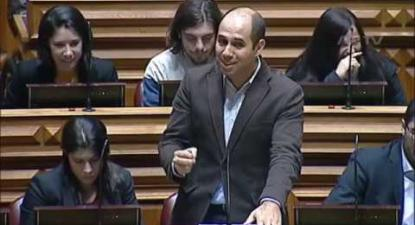 """Pedro Filipe Soares: """"Artimanha do PSD é para impedir o alargamento da baixa do IVA da energia"""""""