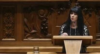 """Sandra Cunha: """"Trata-se de pôr cobro a mais uma discriminação que incide sobre as mulheres"""""""