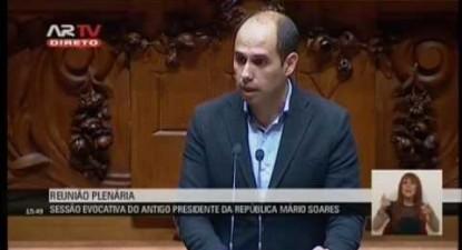 """""""O Bloco de Esquerda saúda a memória de Mário Soares"""""""