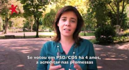 Legislativas2015 - Tempo de Antena do Bloco #7 | ESQUERDA.NET