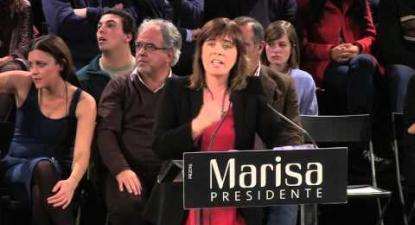Catarina Martins | Mega comício nacional | Presidenciais 2016