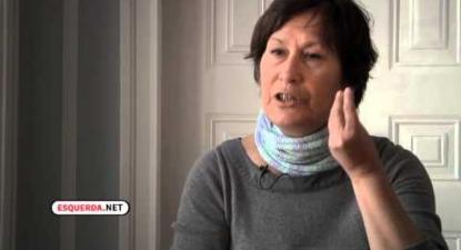 ESQUERDA.NET | Entrevista Ana Abreu | Colóquio Desigualdade e Pobreza