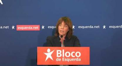Autárquicas 2017: Declaração de Catarina Martins na noite eleitoral | ESQUERDA.NET
