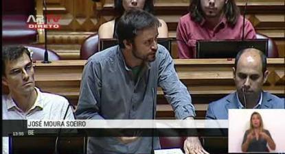 """José Soeiro: """"Regularização extraordinária dos vínculos precários do Estado é um momento histórico"""""""
