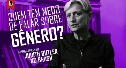 Judith Butler responde aos ataques de ódio de que foi vítima no Brasil