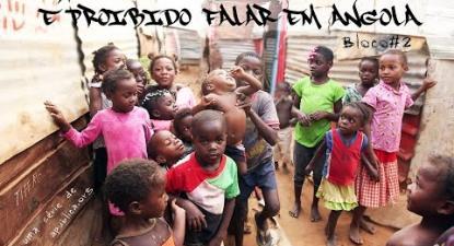 É proibido falar em Angola - Bloco#2