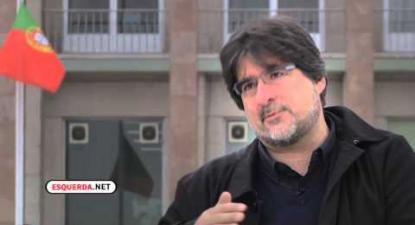 ESQUERDA.NET |  Entrevista | Jorge Malheiros