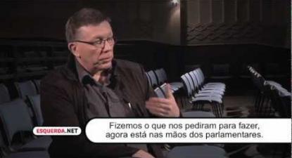 ESQUERDA.NET | Entrevista | Gunnar Armannsson | Islândia