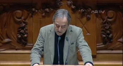 """Heitor de Sousa: """"Faz falta investimento para garantir a reposição da qualidade da oferta."""""""