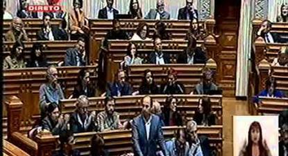 """""""Em democracia mandam os votos e não as tradições"""""""