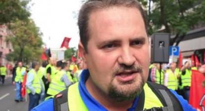 Greve dos trabalhadores da vigilância | ESQUERDA.NET