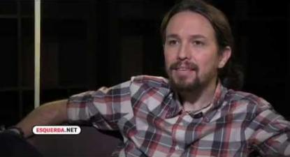 ESQUERDA.NET | Entrevista | Pablo Iglesias | Podemos