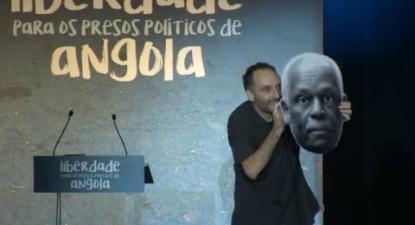 Pedro Coquenão | Liberdade aos Presos Políticos em Angola | 5 Maio 2016 | Fórum Lisboa