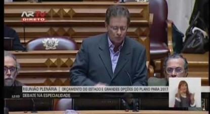 """Pedro Soares """"Acabar com isenção de IMT e IMI para os partidos é corrigir privilégio"""""""