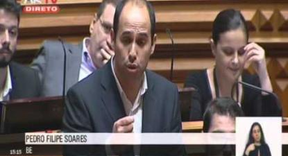 """P.F. Soares: """"Não nos deixamos vencer nem pelo ódio nem pelo medo"""""""