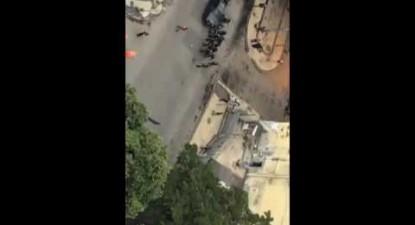 Repressão sobre grevistas no Rio de Janeiro | ESQUERDA.NET