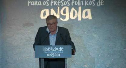 Ricardo Sá Fernandes | Liberdade aos Presos Políticos em Angola | 5 Maio 2016 | Fórum Lisboa