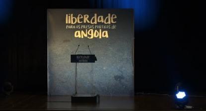Liberdade aos Presos Políticos em Angola | 5 Maio 2016 | Fórum Lisboa
