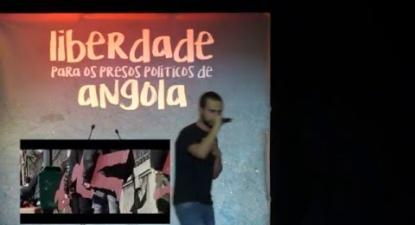 Riça JL | Liberdade aos Presos Políticos em Angola | 5 Maio 2016 | Fórum Lisboa