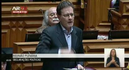 """Pedro Soares: """"A administração pública deve ser descentralizada garantindo mais democracia"""""""
