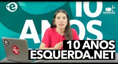 +e, Ep1 | 10 anos do esquerda.net | ESQUERDA.NET