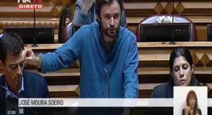"""José Soeiro: """"CEI têm servido para criar um contingente de trabalhadores sem direitos"""""""