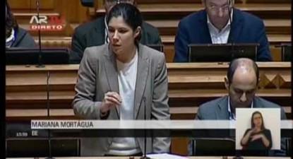 """""""É inaceitável que o anterior governo tenha depositado todo o poder em Carlos Costa"""""""