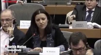 Semestre Europeu: austeridade e pecadores - Marisa - Marisa Matias 2015.10.13