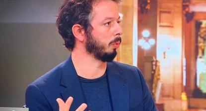 Moisés Ferreira no debate da RTP3