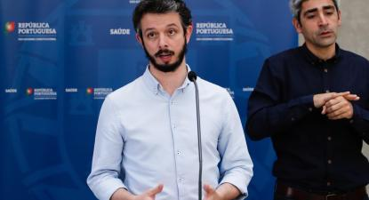 Moisés Ferreira, deputado do Bloco