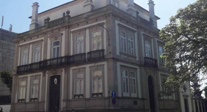 O edifício da PIDE-DGS é um dos símbolos da repressão do Fascismo na cidade do Porto e em todo o norte do país