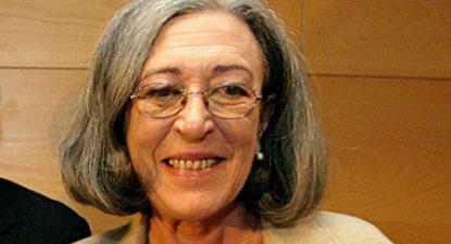 Maria Velho da Costa. Foto publicada pela Comissão para a Cidadania e a Igualdade de Género.