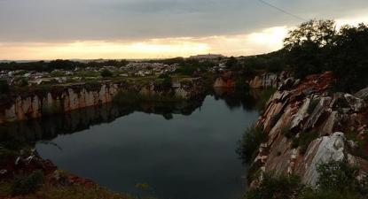 Nas pedreiras de Estremoz - Foto wikimedia