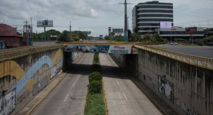 Manágua, greve geral de 23 de maio de 2019