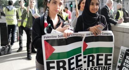 Imagem de Alisdare Hickson – Free Free Palestine