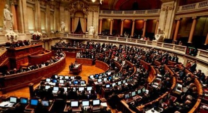 Plenary of the National Parliament