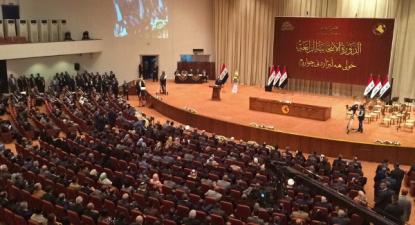 Parlamento iraquiano votou a expulsão das tropas dos Estados Unidos – Foto Epa/Lusa