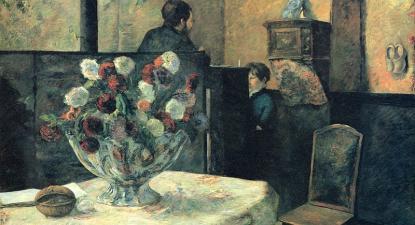 Appartement de Gauguin, rue Carcel, 1881 – Foto domínio público/wikipedia