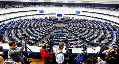 Parlamento Europeu – Foto de 15 de julho de 2014