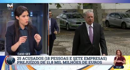 """""""O caso BES não é o problema de um administrador ou de uma empresa. São as maiores empresas do país"""", disse Mariana Mortágua na TVI.."""