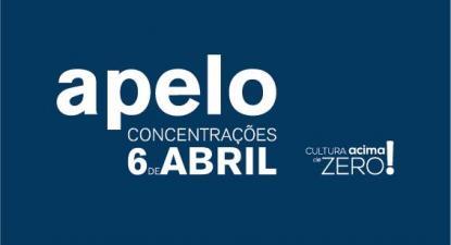 Apelo da Plateia para os protestos de 6 de abril.