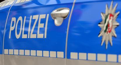 Polícia do Estado do Reno Norte-Vestfália.