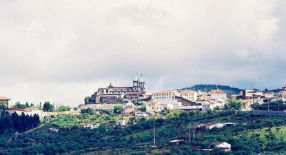 Panorama da cidade de Portalegre – Foto Vítor Oliveira/wikipedia