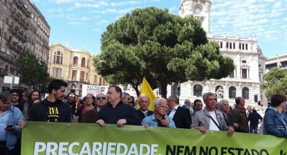 Recomendação do Bloco para a integração dos precários do município do Porto foi aprovada pela Assembleia Municipal