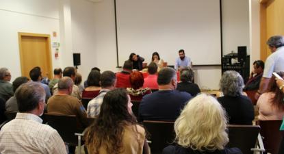 Apresentação da candidatura do Bloco no concelho de Condeixa