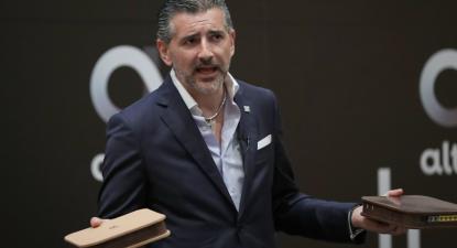 Alexandre Fonseca, presidente da Altice