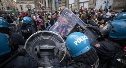 Representantes democráticos e do trabalho são os alvos preferenciais dos movimentos fascistas desde a sua origem.